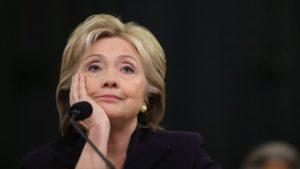 Hillary Clinton at Oct. 22, 2015 Benghazi hearings.