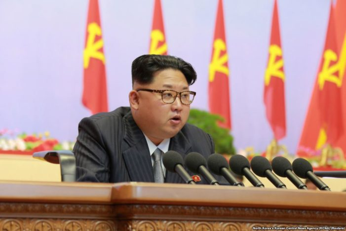 Nuclear-armed 'Dear Comrade' Kim Jong-Un gets another top job