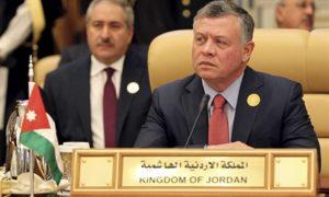 Jordan's King Abdullah II. /Reuters
