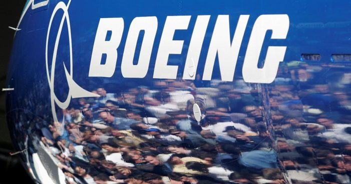 U.S. House passes bill blocking sale of Boeing airliners to Iran