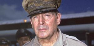 Gen. Douglas MacArthur.