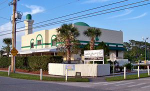 Islamic Center in Orlando.