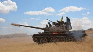 SDF Manbij operation.