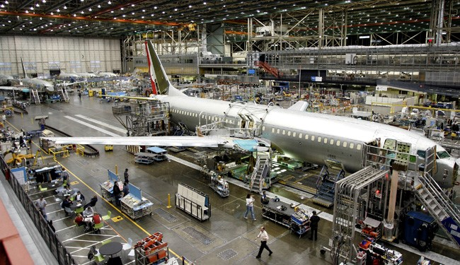 Boeing hit with lawsuit over Iran airliner deal