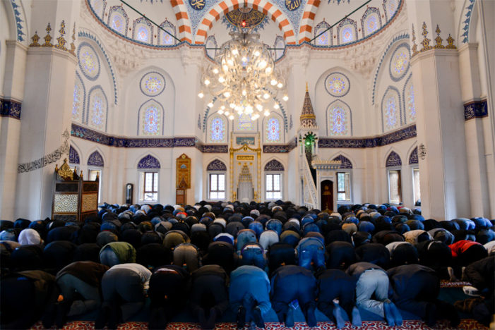 Top court in Japan upholds blanket surveillance of country's Muslims