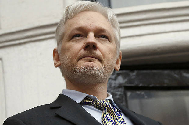 WikiLeaks on 'liberal war hawk' Hillary Clinton: 'We've accumulated … very strong material'