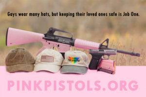 Pink Pistols has seen its membership more than double since the Orlando terror attack.