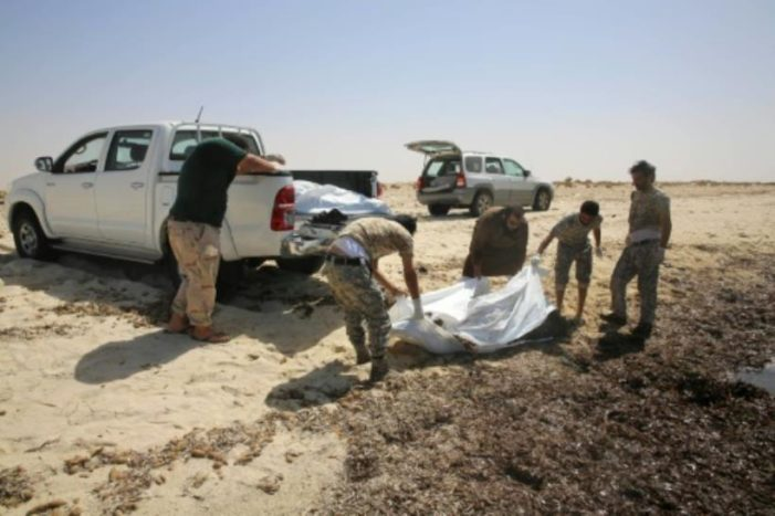 Libya: EU, NATO to blame as more than 100 bodies wash ashore in one day