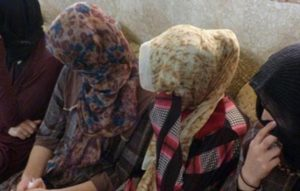 ISIS stormed the Sinjar district in northern Iraq last year and captured hundreds of women belonging to the Yazidi community.