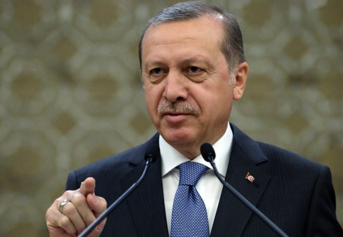Erdogan threatens Europe: Pay up or face new flood of migrants