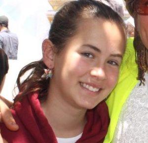 Hallel Yaffa Ariel, 13, was murdered by a Palestinian terrorist on June 30.
