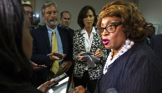 Corrine Brown,