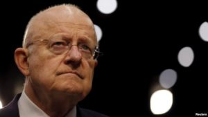 Director of National Intelligence James Clapper: 'Many of our interlocutors have been purged or arrested....'