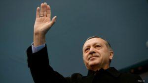 Turkish President Recep Tayyip Erdogan. /Anadolu Ajansı)