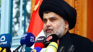 Muqtada al-Sadr: U.S. troops 'are a target for us.'