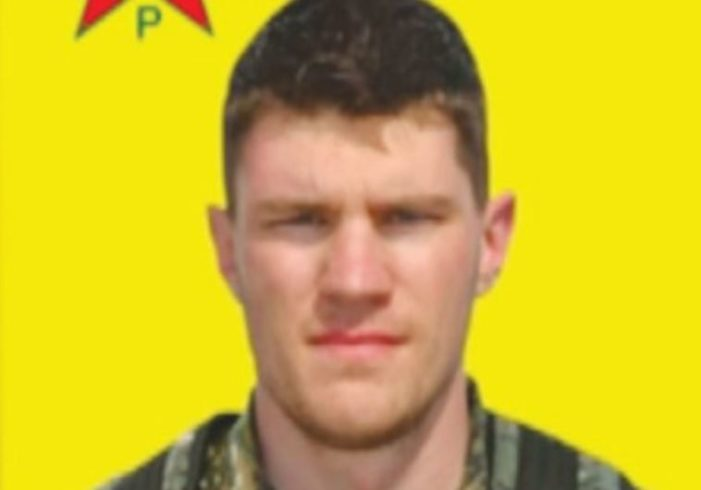 American volunteer who joined Kurdish militia dies fighting ISIL