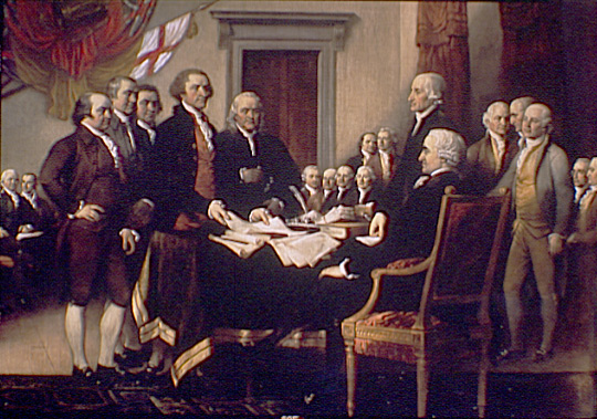 Signers of the Declaration of Independence paid high price; 'for if we stumble and fall …'