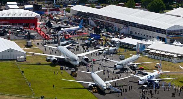 With Boeing deal in limbo, Iran goes shopping for planes at airshow in Britain