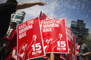 Economists of all stripes agree a $15 minimum wage would cost jobs. /Reuters