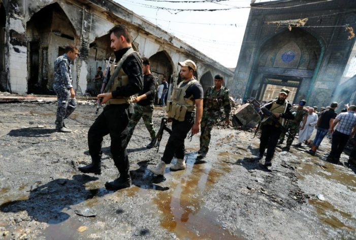 ISIL slaughter of Shi'ites in Baghdad continues with new blast