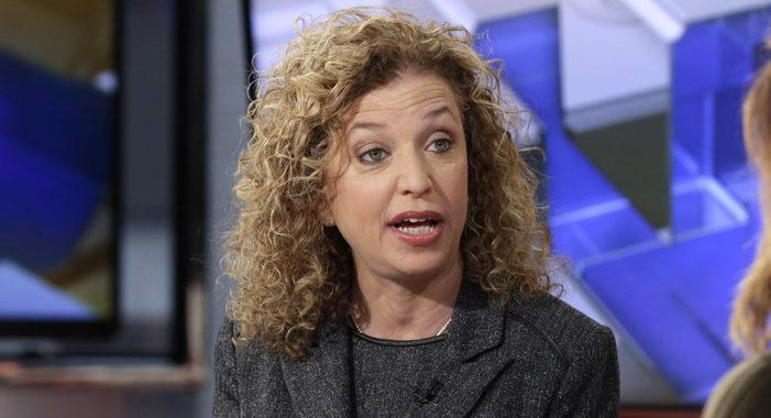 Dirty tricks: WikiLeaks outs DNC's Wasserman Schultz