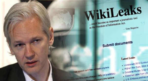 WikiLeaks: What if a President Hillary Clinton attempted to blame foreign powers for personal scandals?