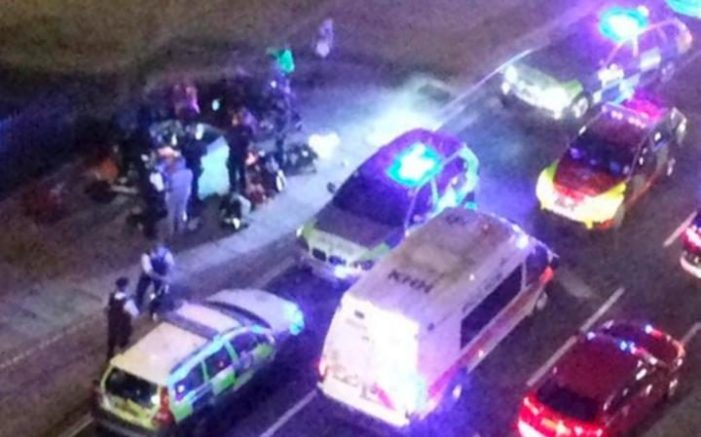 London's Khan counsels calm after knife attack kills American; 1-month death toll from 141 Islamic terror attacks worldwide reaches 1,165