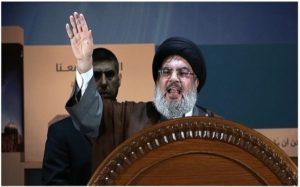 Hizbullah leader Hassan Nasrallah. /AP