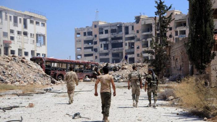 UN warns 2 million in Aleppo, Syria at risk in fight for city