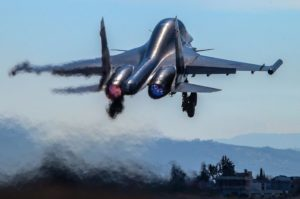 Russian Su-34. /TASS via Getty Images