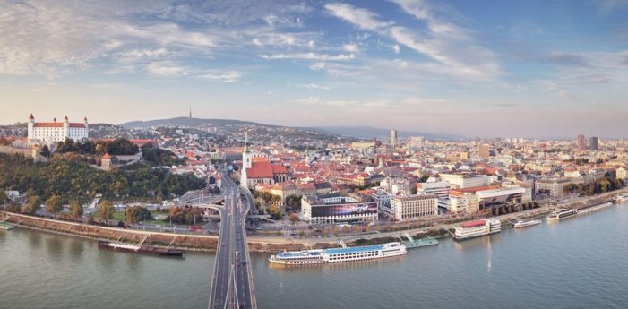 Bratislava on the Danube — Central Europe's quiet post-Soviet success story