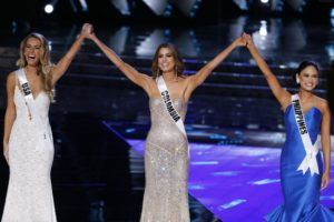 The 2017 Miss Universe pageant will be held on Jan. 30 in the Philippines.