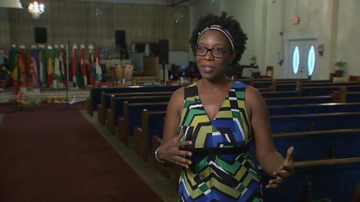 Major black church in Charlotte, N.C. rallies behind Trump