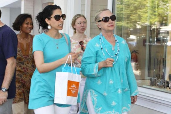 'Dinner at her house': Clinton sought to evade blatant ethics conflicts by involving aides