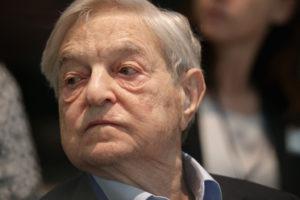 George Soros. /Getty Images