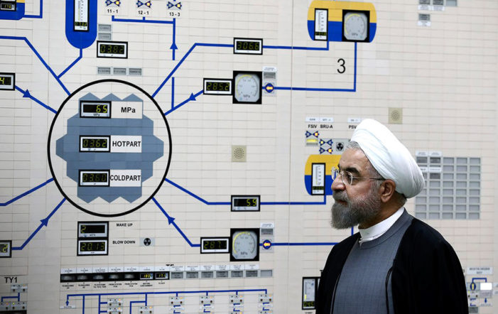 Report: Obama administration cool with Iran plan to build two new nuclear plants