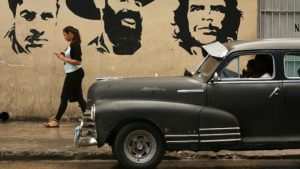 Just 22 percent of Cuba's population own a mobile phone.