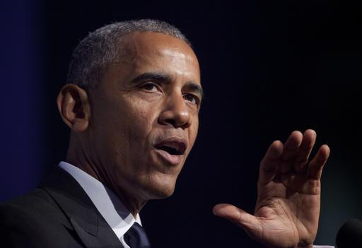 Timing off: Obama joked about ISIL at about same time of explosion in New York