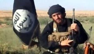 Abu Mohamed al-Adnani was killed on Aug. 30.