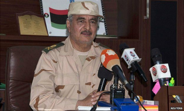 Report: Gen. Haftar's forces seized key oil ports in Sept. 11 operation