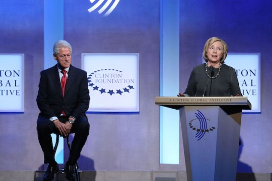 Report: Clinton Foundation failed to inform IRS as it morphed from presidential library to global enterprise