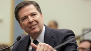 FBI Director James Comey.