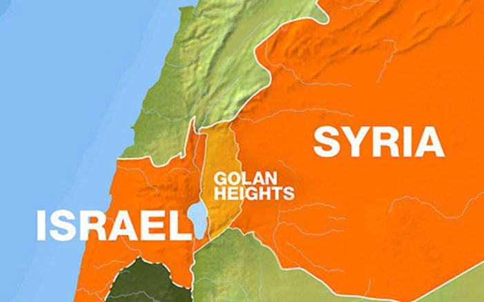 ISIL affiliates conducting operations closer to Israel's border