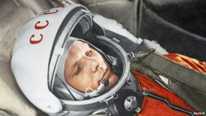Soviet cosmonaut Yury Gagarin famously 'didn't see God' while in outer space.