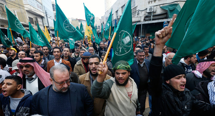Muslim Brotherhood scrambles to remain politically relevant in Jordan