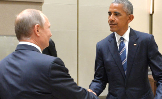 Putin, Obama At G20 Summit