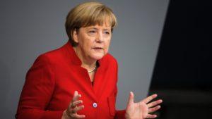 German Chancellor Angela Merkel. /AP