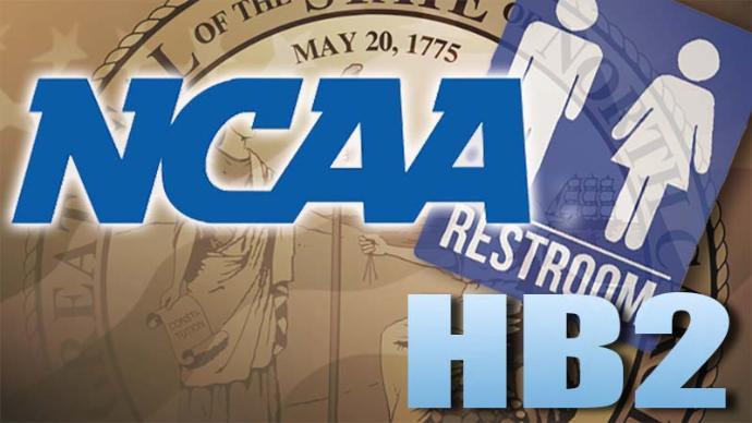 'Progressive sexual' bullying: Franklin Graham, N.C. Lt. Gov. blast decisions by NCAA, ACC