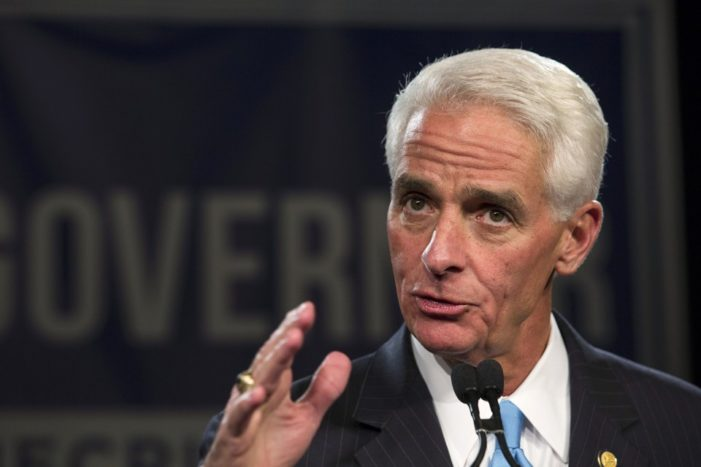 In Florida, Charlie Crist calls Hillary Clinton 'honest' and crowd laughs