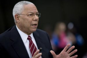 "Colin Powell: ""You really don't want to get me into this,"" he wrote in a March 7, 2015 email. ""I haven't been asked nor said a word about HRC and won't unless you all start it."""